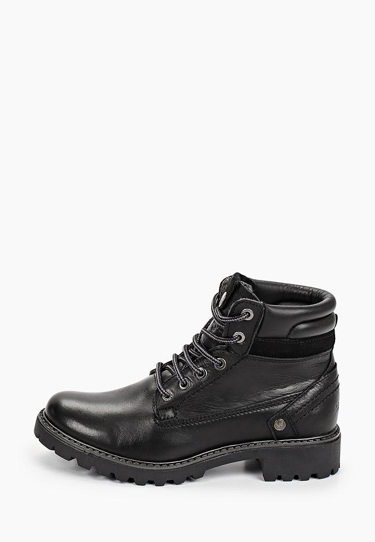 Женские ботинки Wrangler (Вранглер) Ботинки Wrangler