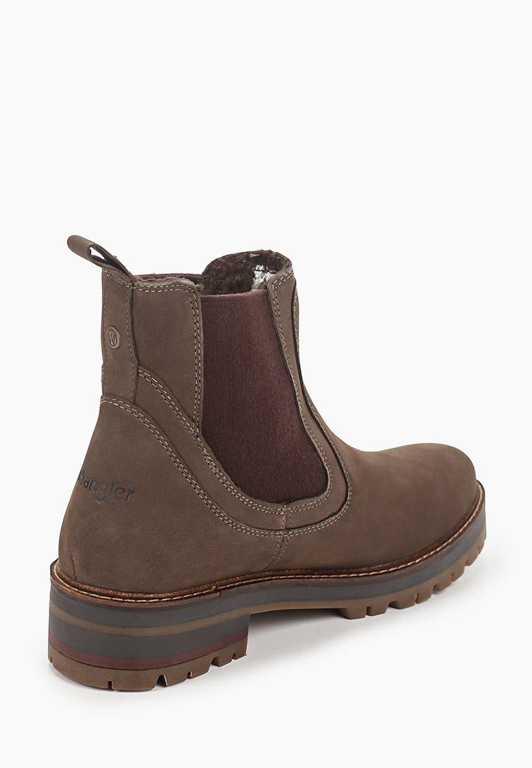 Женские ботинки Wrangler (Вранглер) WL02544R-121: изображение 3
