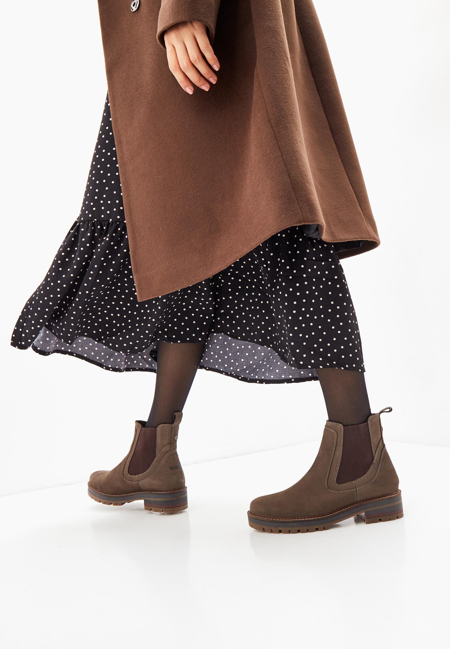 Женские ботинки Wrangler (Вранглер) WL02544R-121: изображение 6
