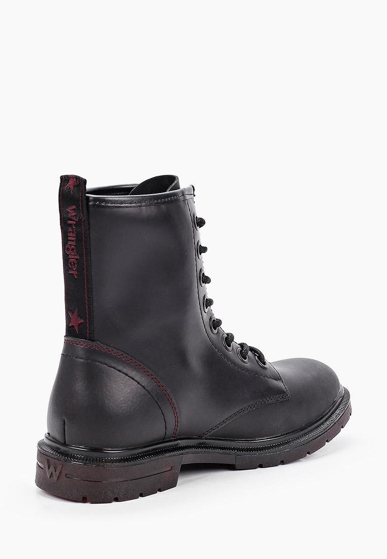 Женские ботинки Wrangler (Вранглер) WL02560A-062: изображение 3