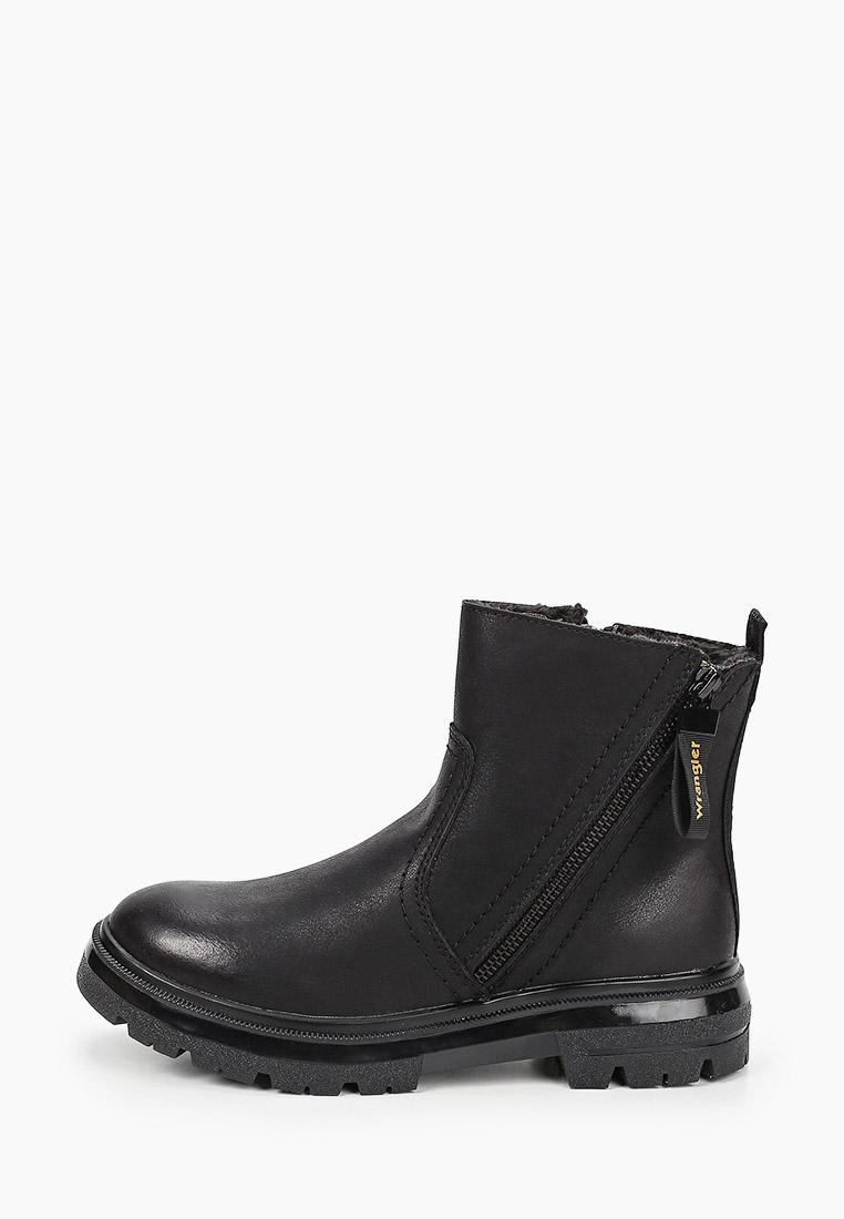 Женские ботинки Wrangler (Вранглер) WL02573R-062