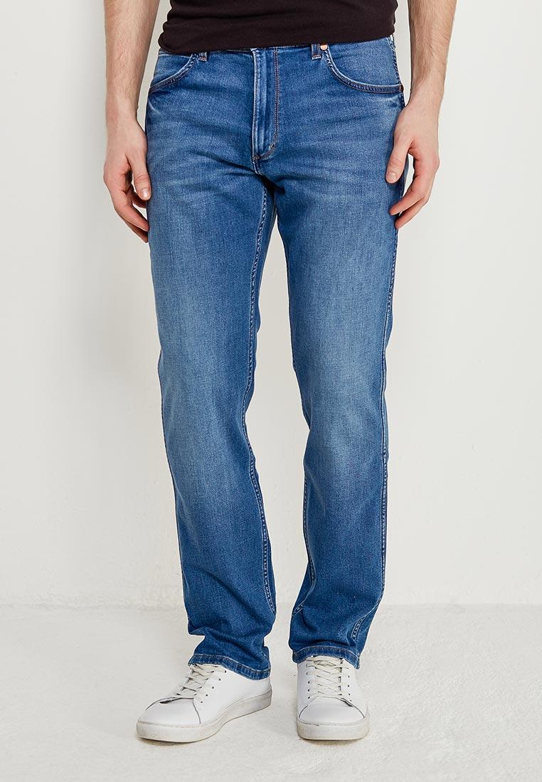 Мужские прямые джинсы Wrangler (Вранглер) W15QFW117: изображение 1