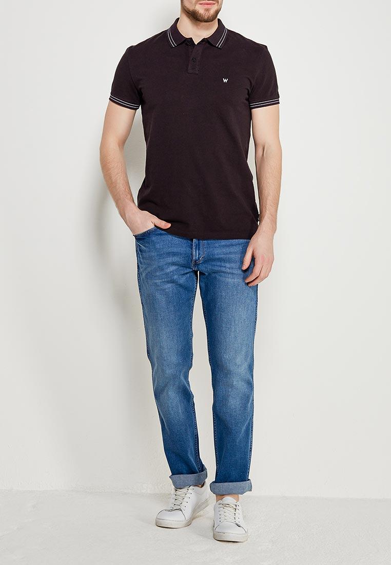 Мужские прямые джинсы Wrangler (Вранглер) W15QFW117: изображение 2