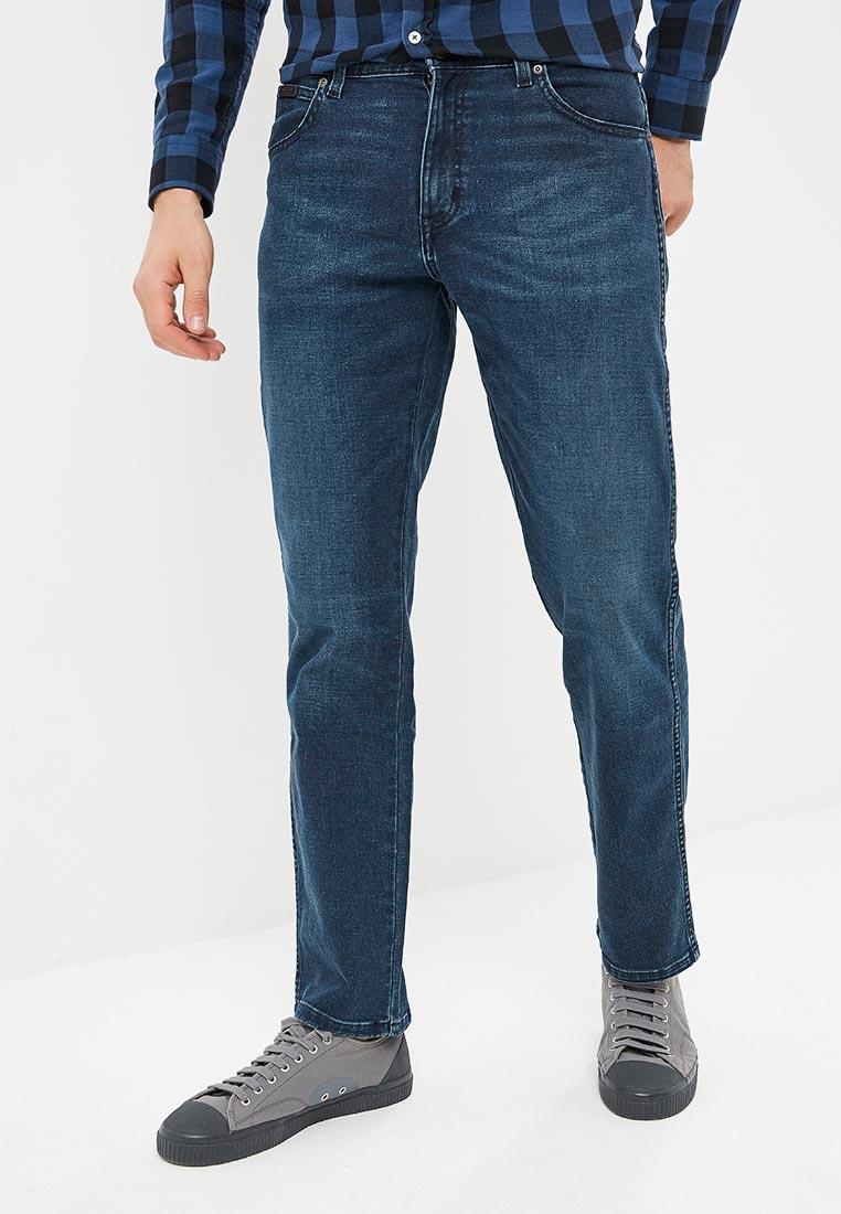 Мужские прямые джинсы Wrangler (Вранглер) W121TB269
