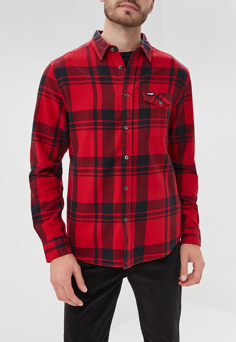 Рубашка с длинным рукавом Wrangler (Вранглер) W5932T2WN