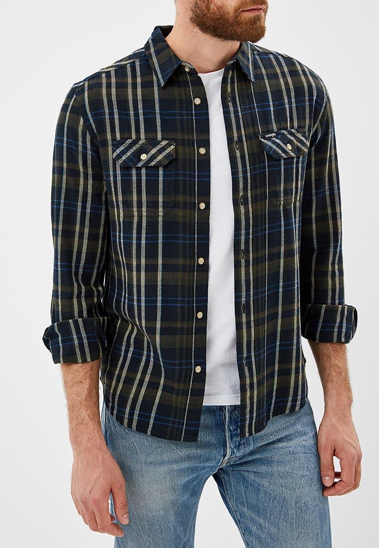 Рубашка с длинным рукавом Wrangler (Вранглер) W5982T245
