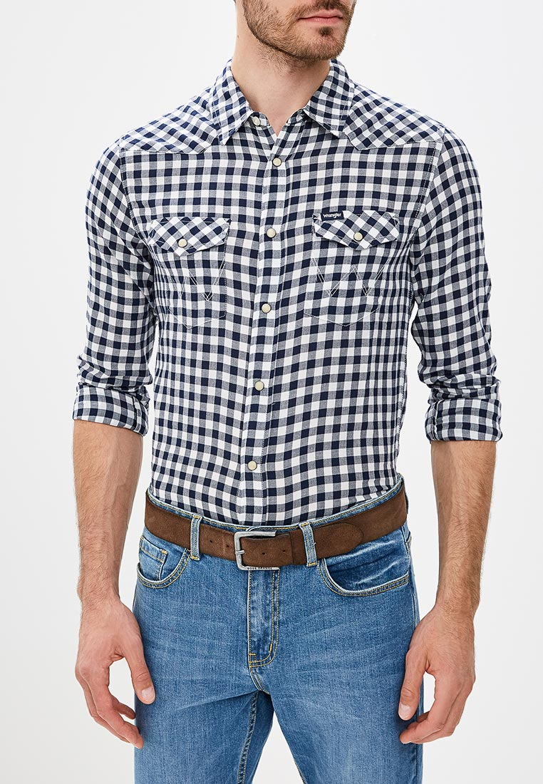 Рубашка с длинным рукавом Wrangler (Вранглер) W5983SZ35