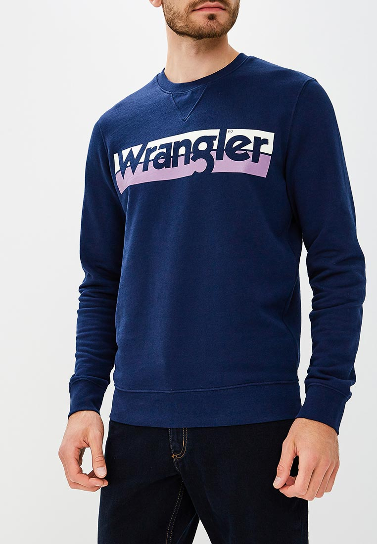 Мужские свитшоты Wrangler (Вранглер) W6532HYW4