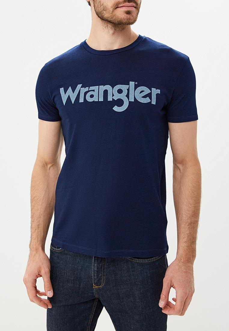 Футболка с коротким рукавом Wrangler (Вранглер) W7B76K81E