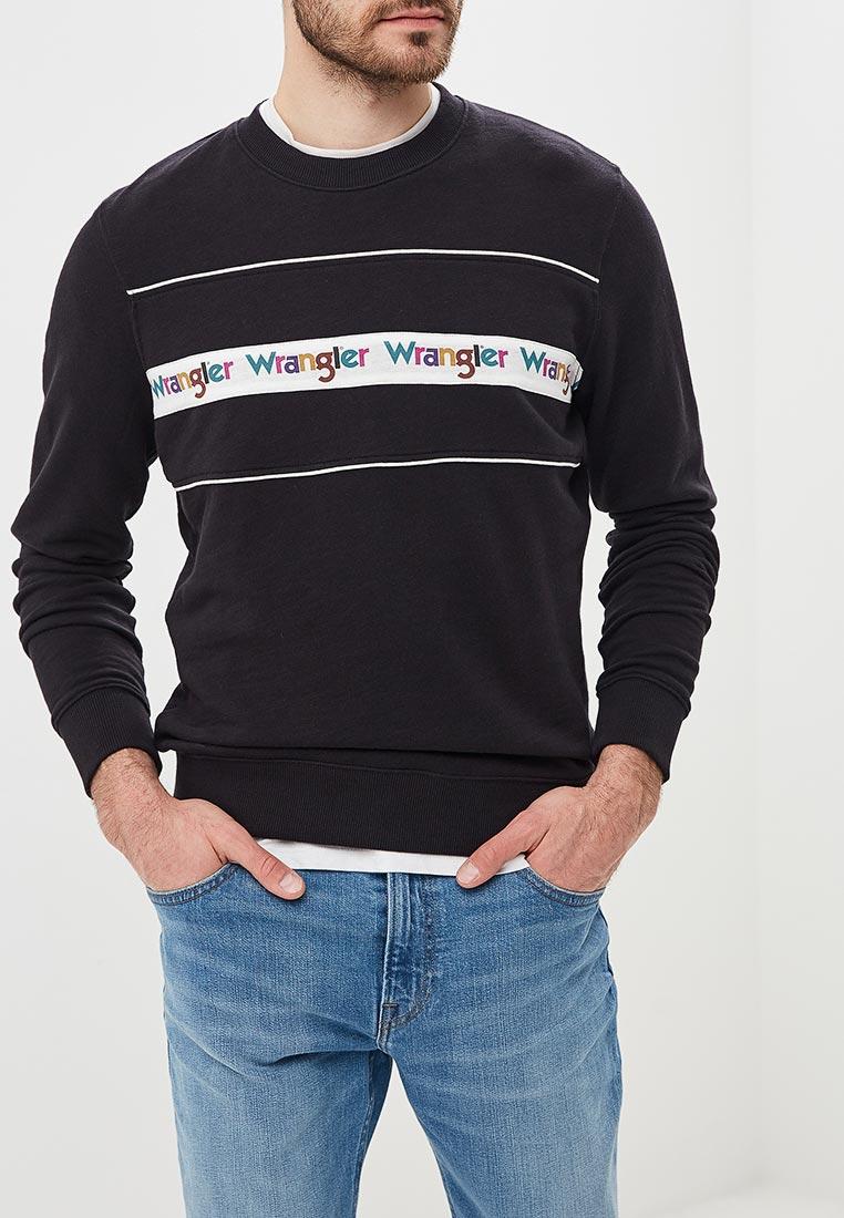 Мужские свитшоты Wrangler (Вранглер) W6584IJ01
