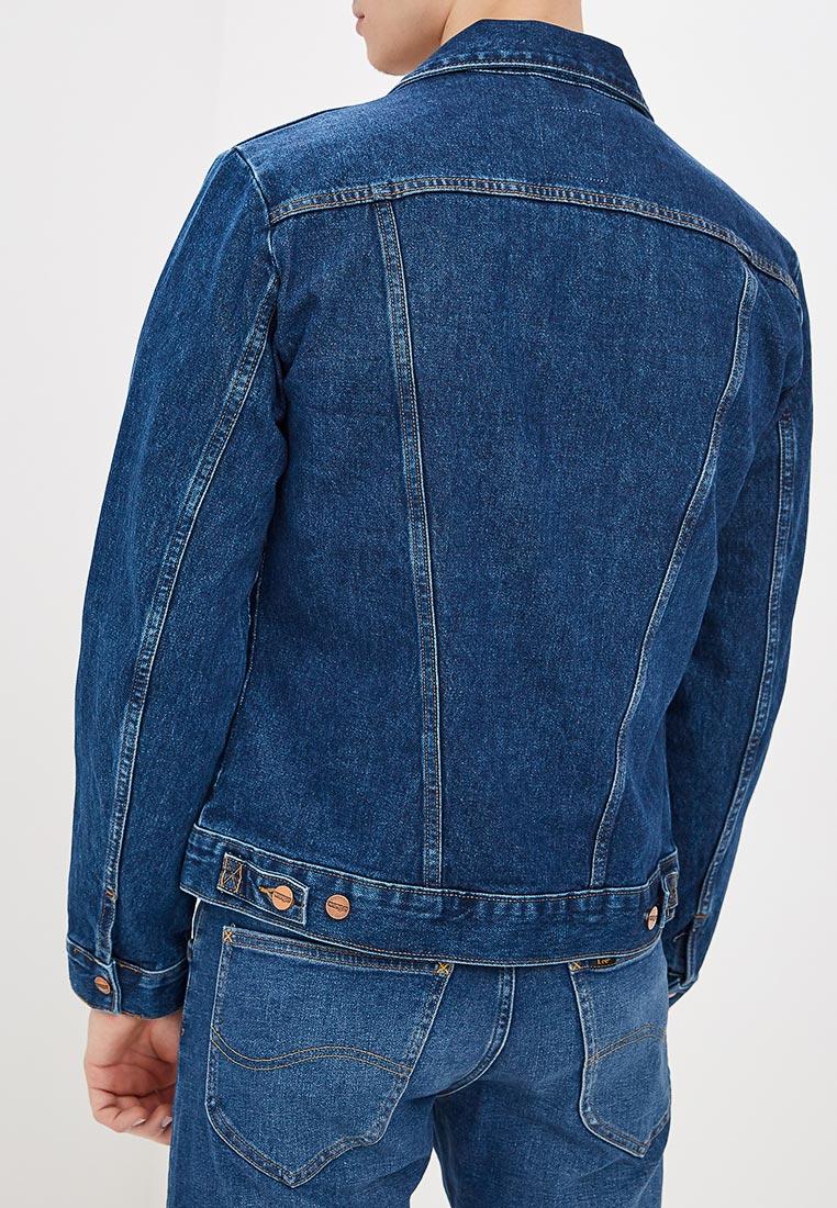 Джинсовая куртка Wrangler (Вранглер) W4MJUG923: изображение 3