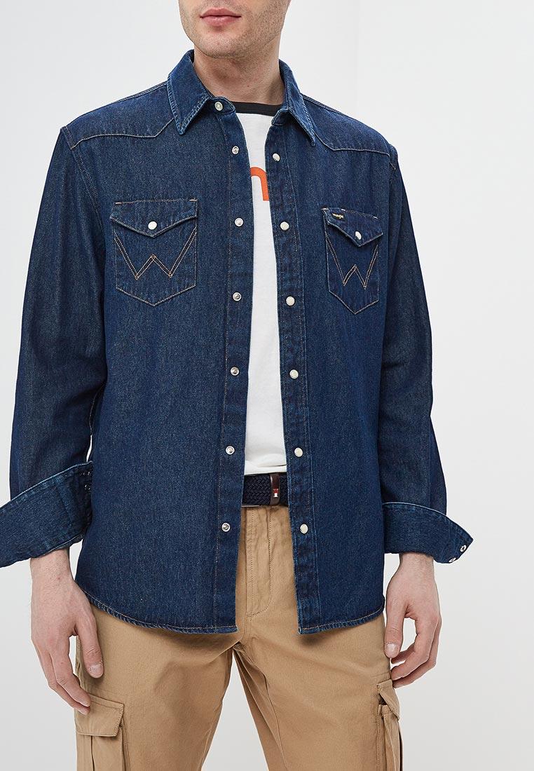 Рубашка Wrangler (Вранглер) W5MSLW301