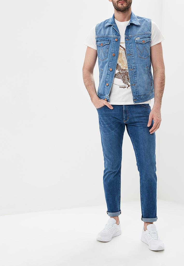 Мужские джинсы Wrangler (Вранглер) W18SFW886: изображение 2