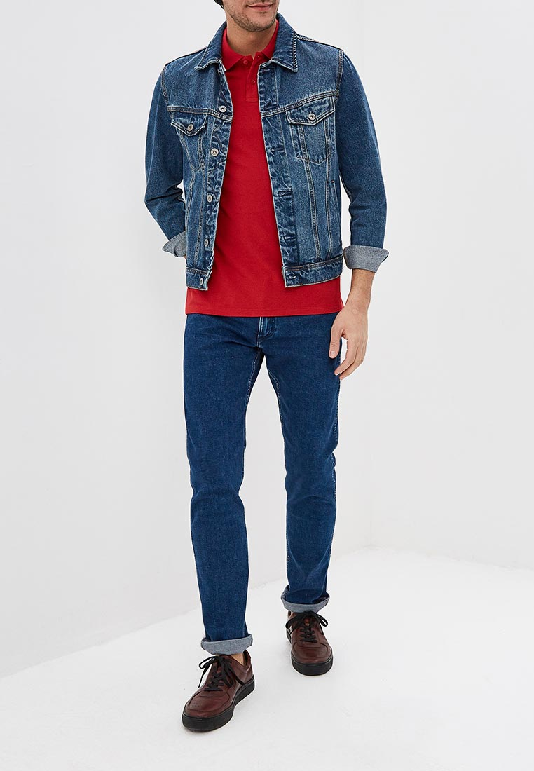 Мужские прямые джинсы Wrangler (Вранглер) W1MZUH923: изображение 2