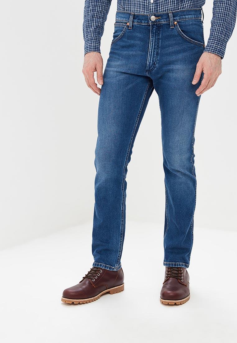Мужские прямые джинсы Wrangler (Вранглер) W1MZUH924