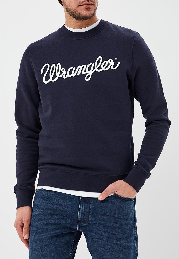 Мужские свитшоты Wrangler (Вранглер) W6B09HY08