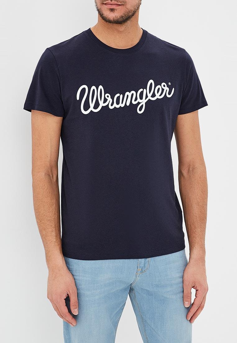 Футболка с коротким рукавом Wrangler (Вранглер) W7C51FK08