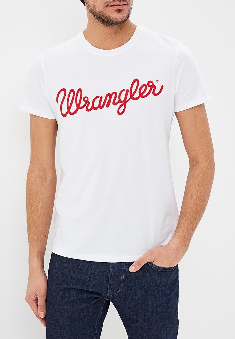 Футболка с коротким рукавом Wrangler (Вранглер) W7C51FK12