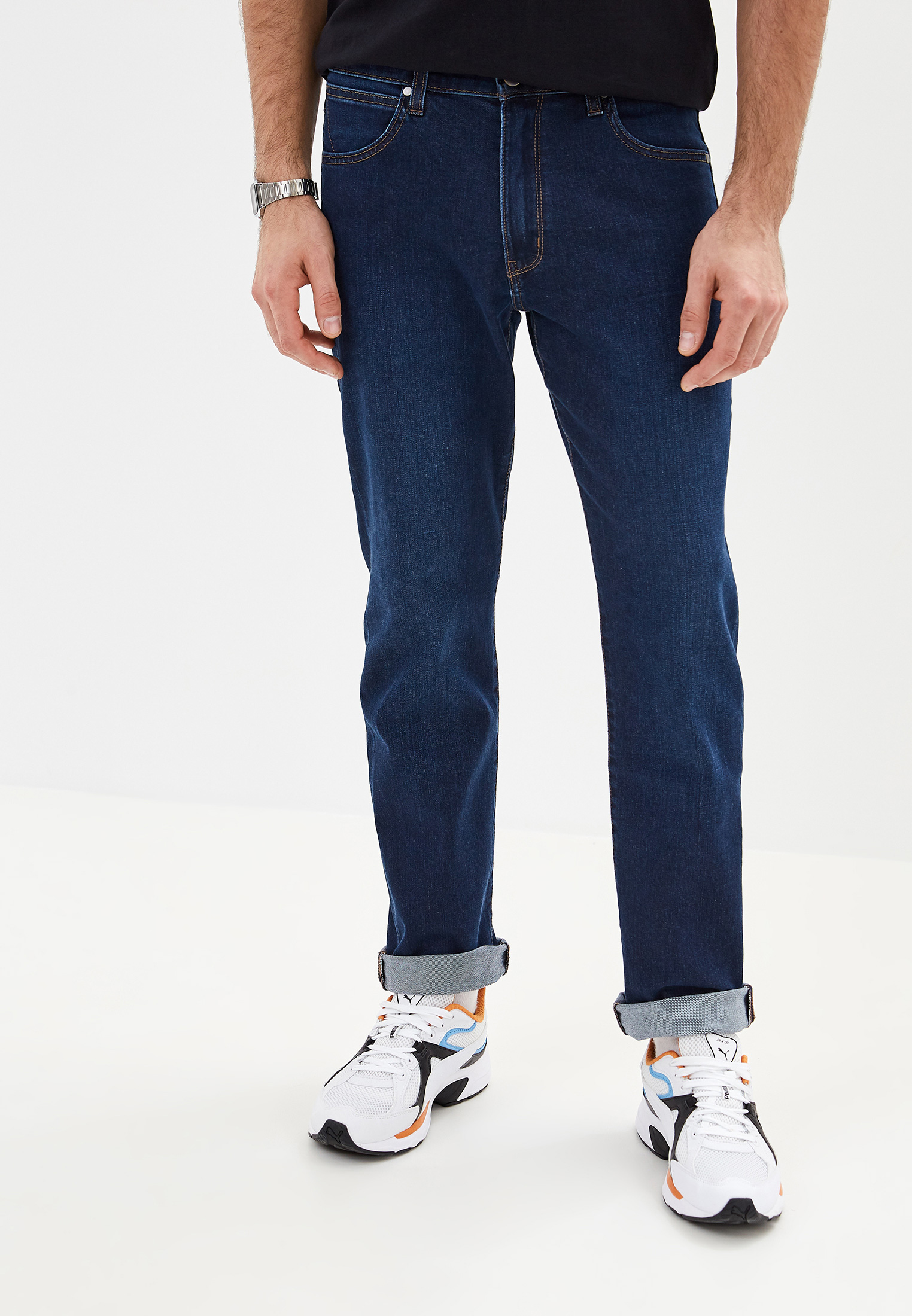 Зауженные джинсы Wrangler (Вранглер) W12OTD50V
