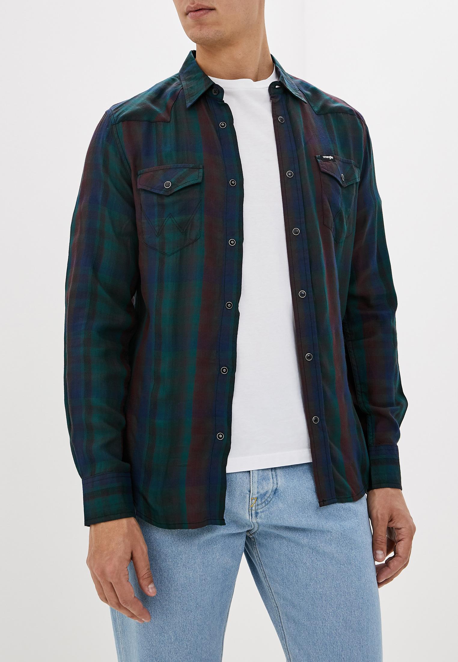 Рубашка с длинным рукавом Wrangler (Вранглер) W5F0B4X06