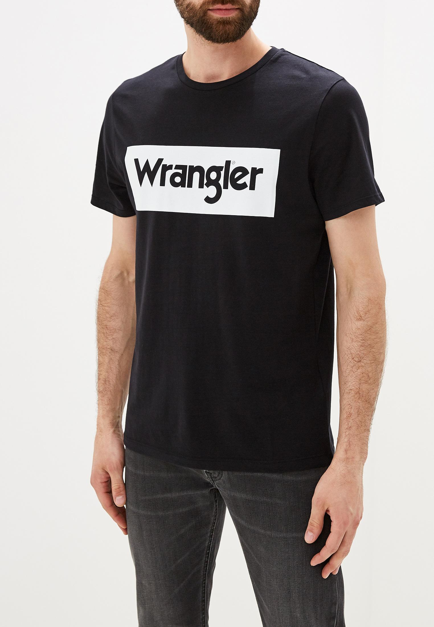 Футболка с коротким рукавом Wrangler (Вранглер) W742FK100