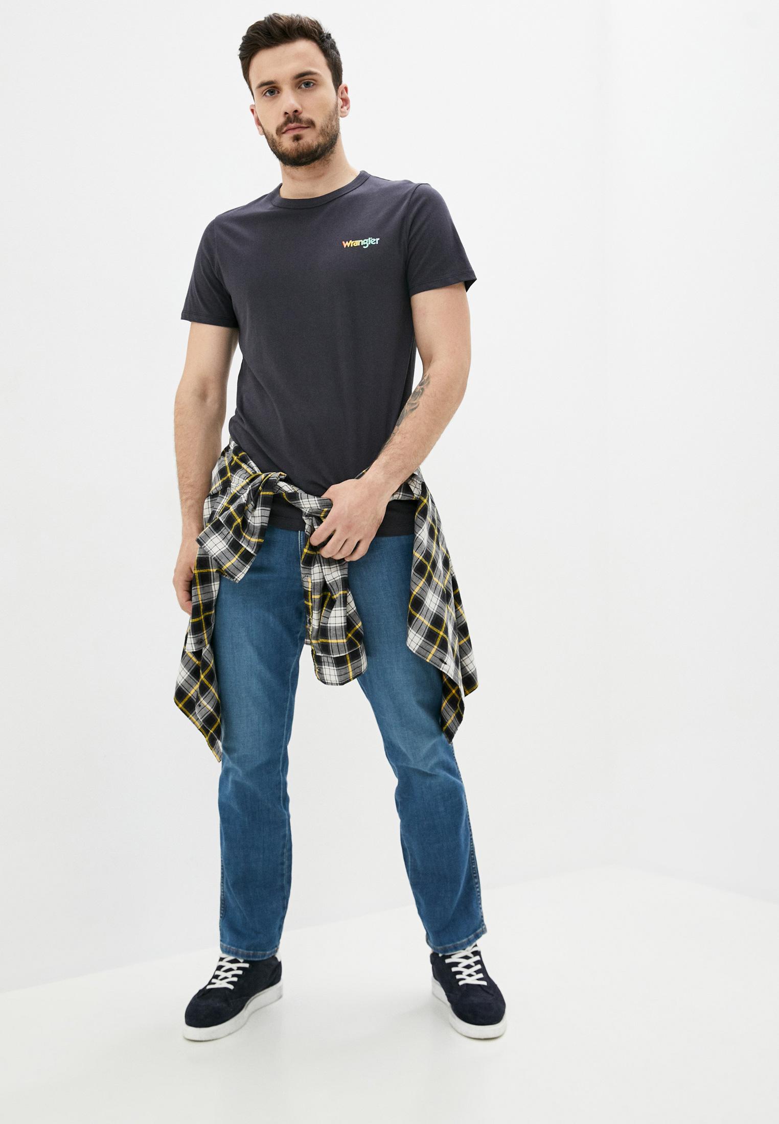 Мужские джинсы Wrangler (Вранглер) W121Q1156: изображение 2