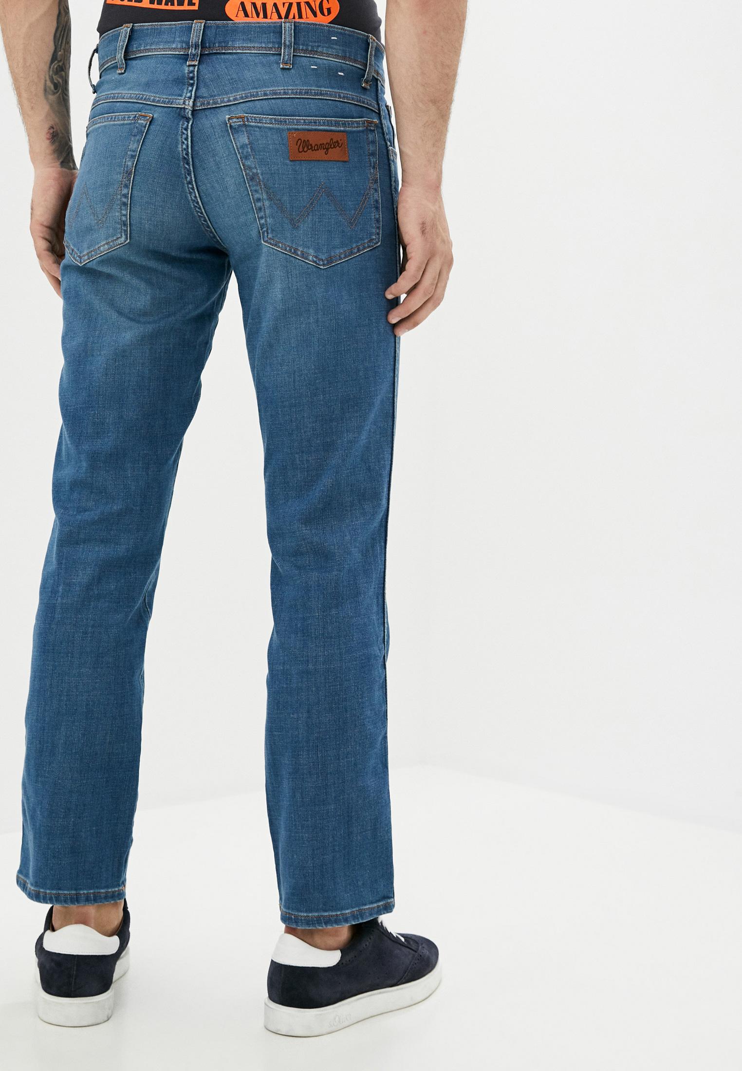 Мужские джинсы Wrangler (Вранглер) W121Q1156: изображение 3