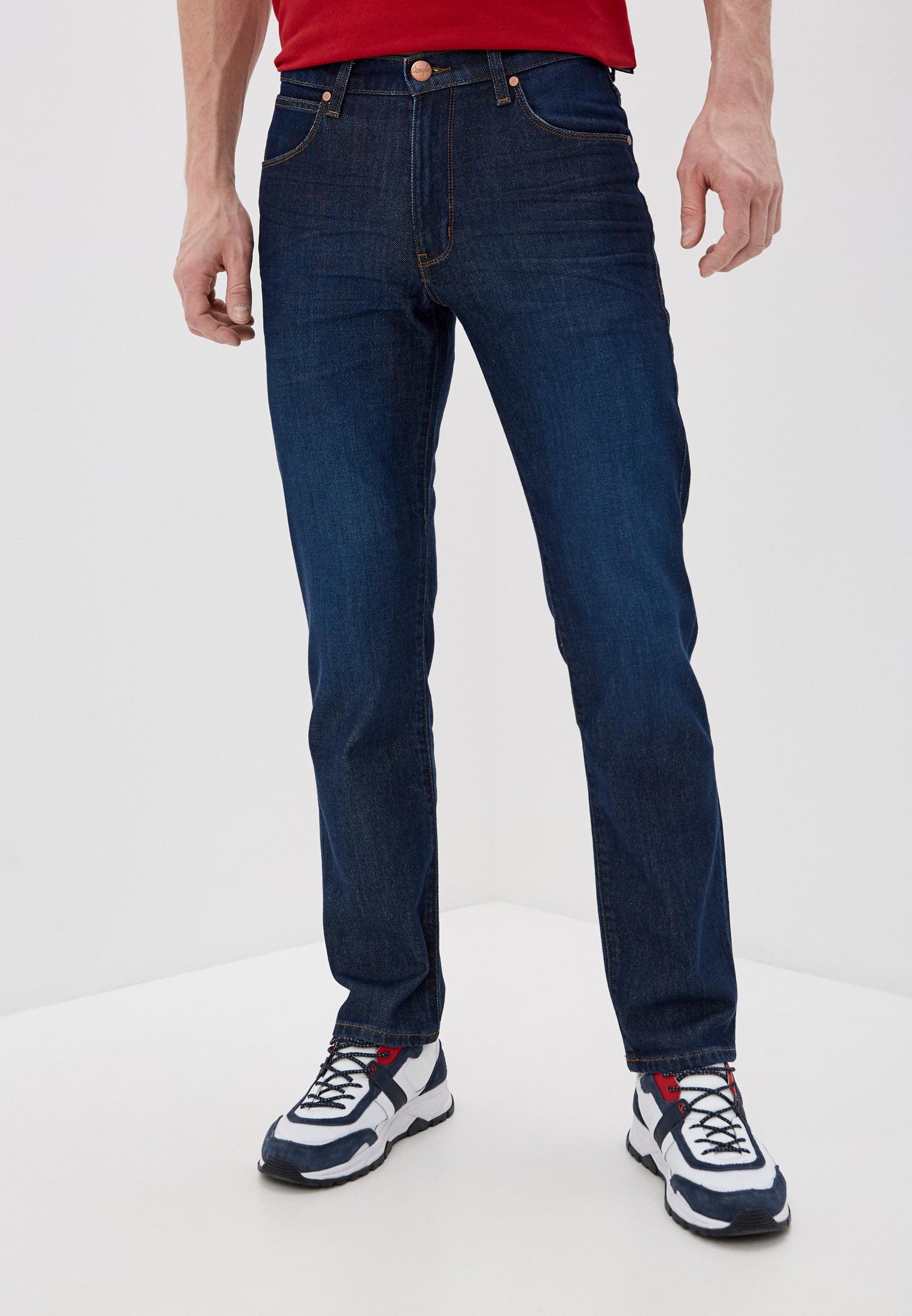 Мужские прямые джинсы Wrangler (Вранглер) W12OQ5321