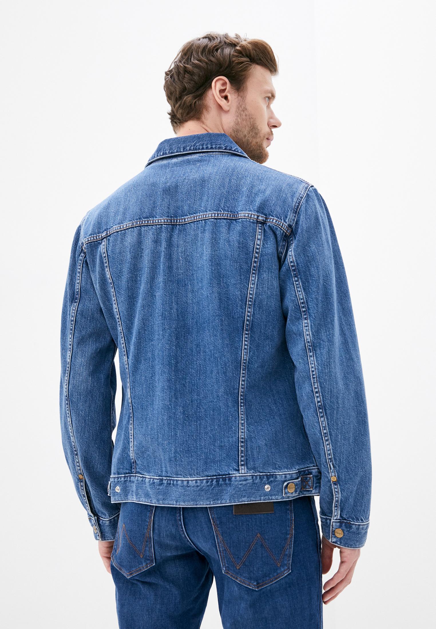 Джинсовая куртка Wrangler (Вранглер) W443Q318F: изображение 3