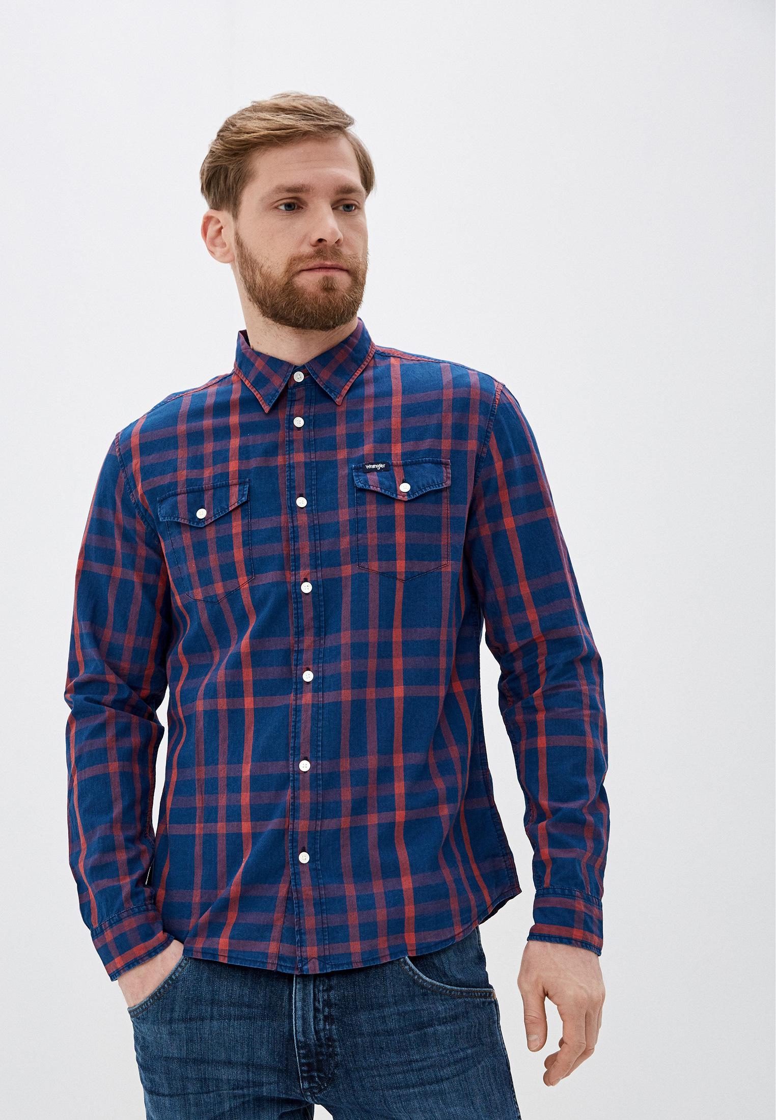 Рубашка с длинным рукавом Wrangler (Вранглер) W5A56CXWO