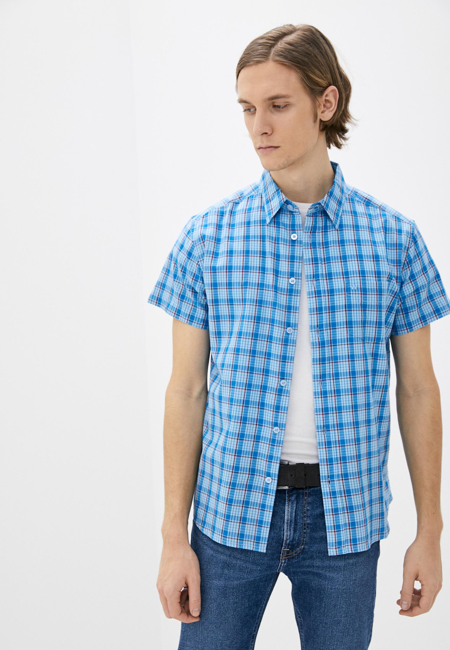 Рубашка с длинным рукавом Wrangler (Вранглер) W5J11OXVT