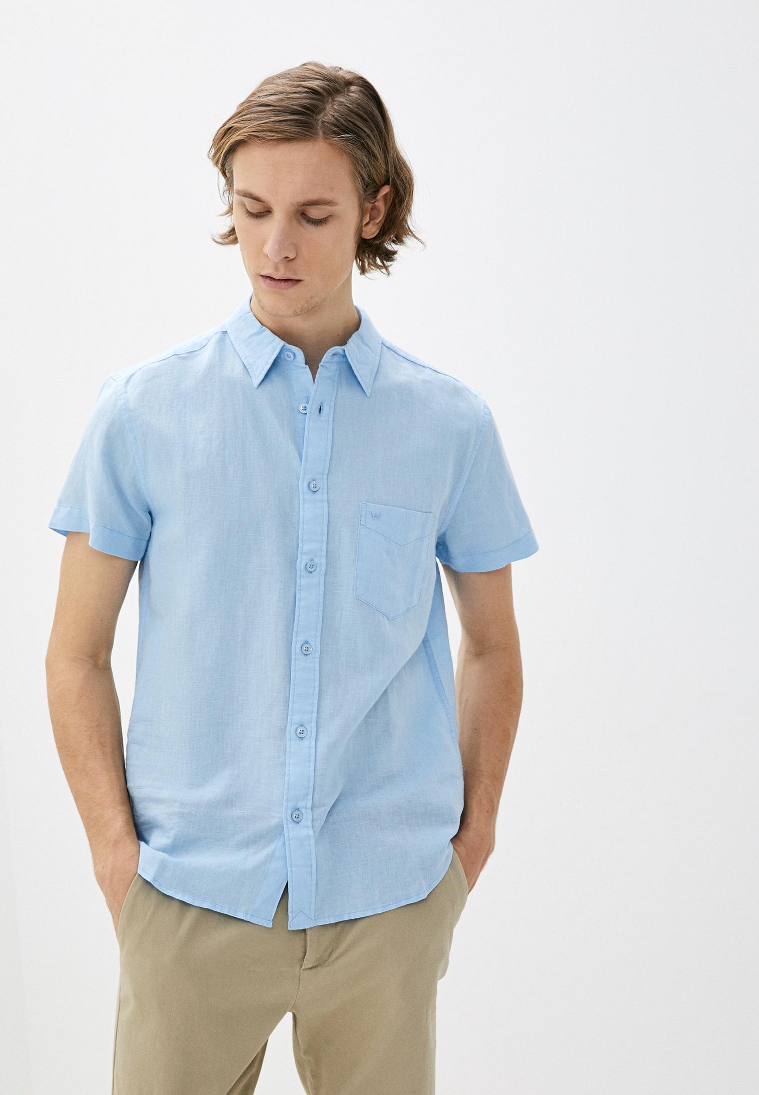 Рубашка с коротким рукавом Wrangler (Вранглер) W5J1LOXVT