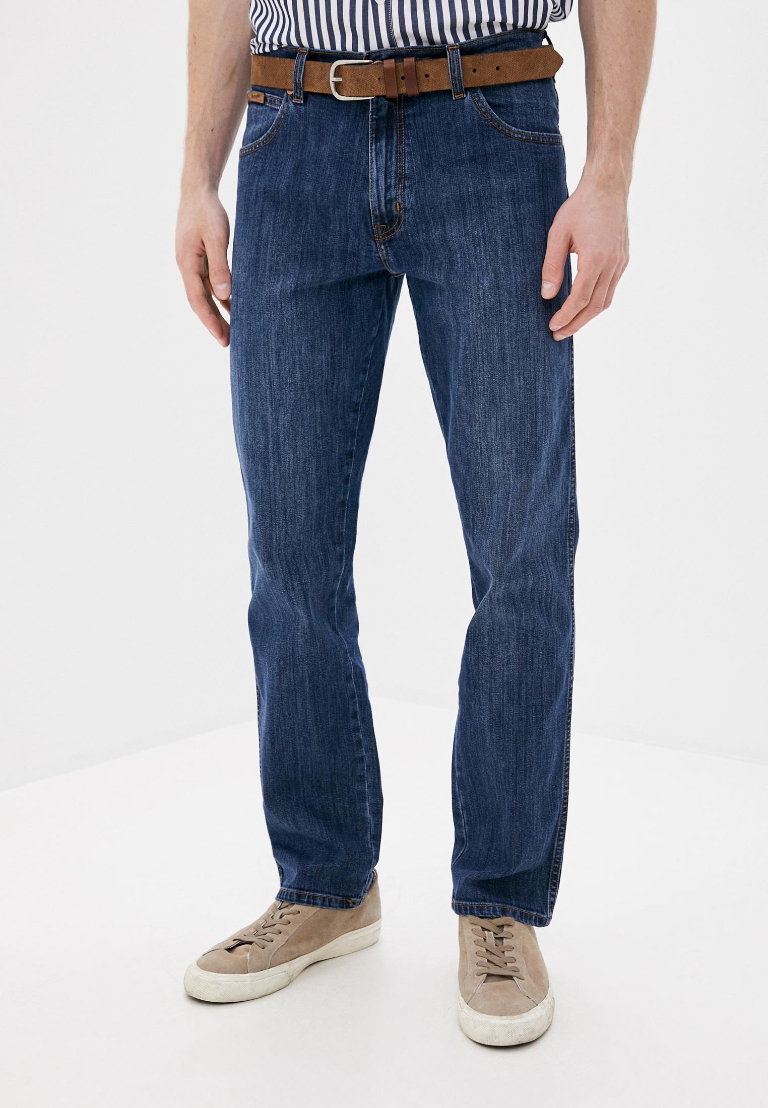 Мужские прямые джинсы Wrangler (Вранглер) W121XG13Z