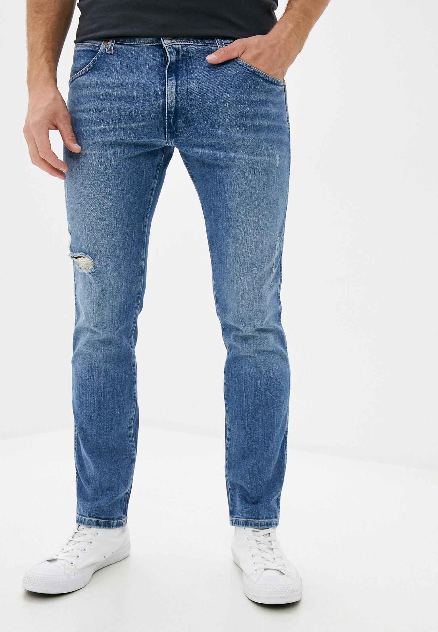 Мужские прямые джинсы Wrangler (Вранглер) W18SJH96M