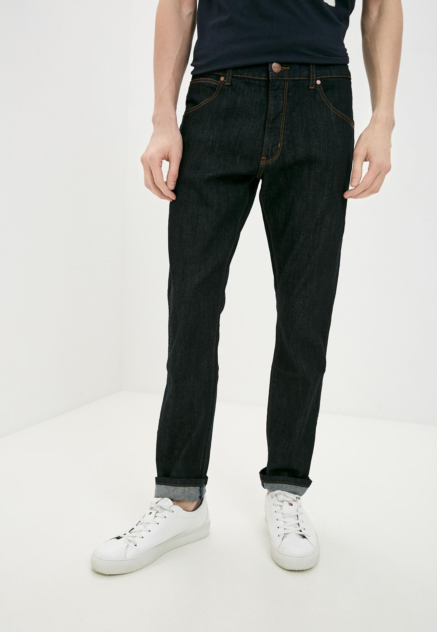 Мужские прямые джинсы Wrangler (Вранглер) Джинсы Wrangler