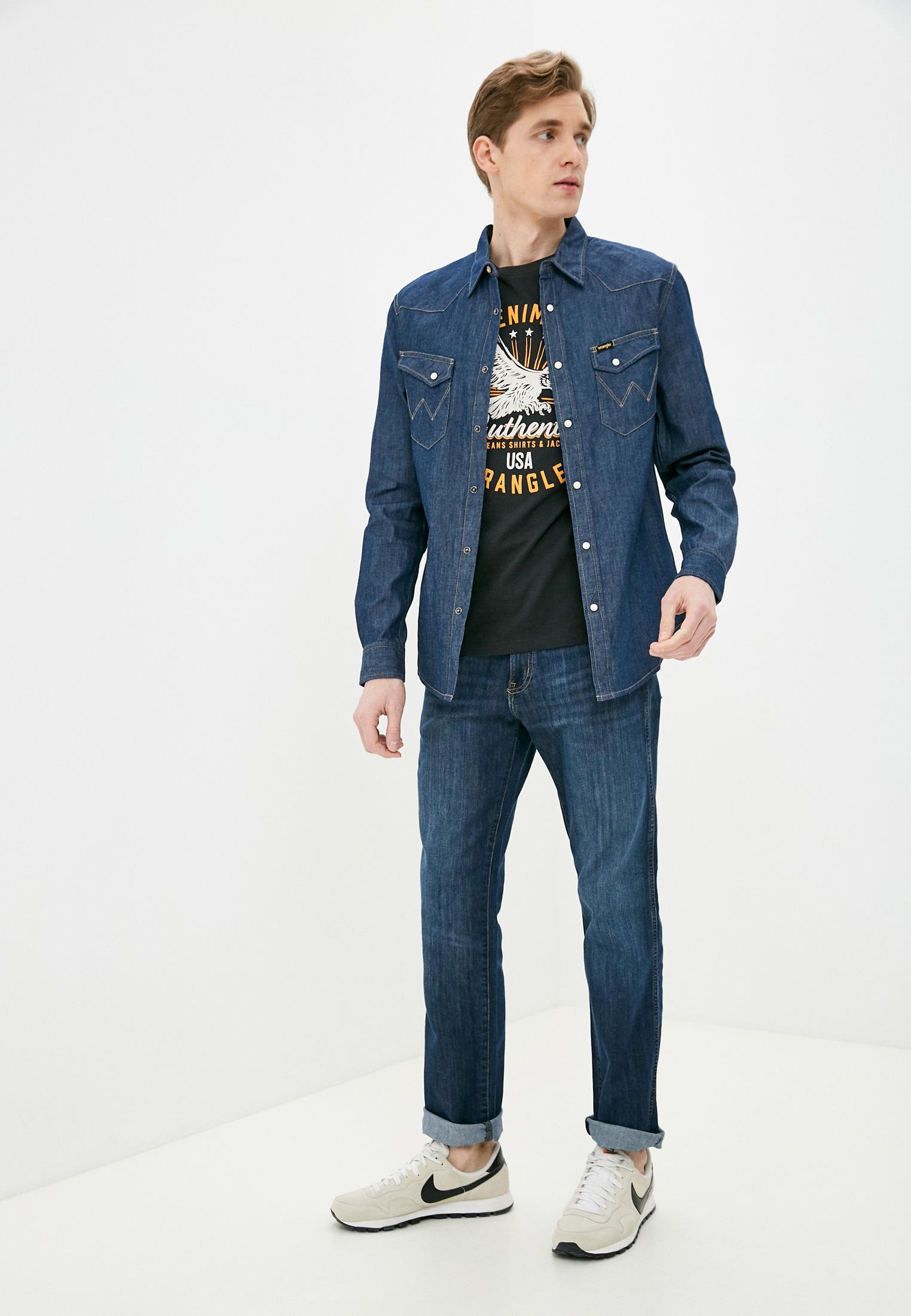 Рубашка Wrangler (Вранглер) W5F25K098: изображение 2