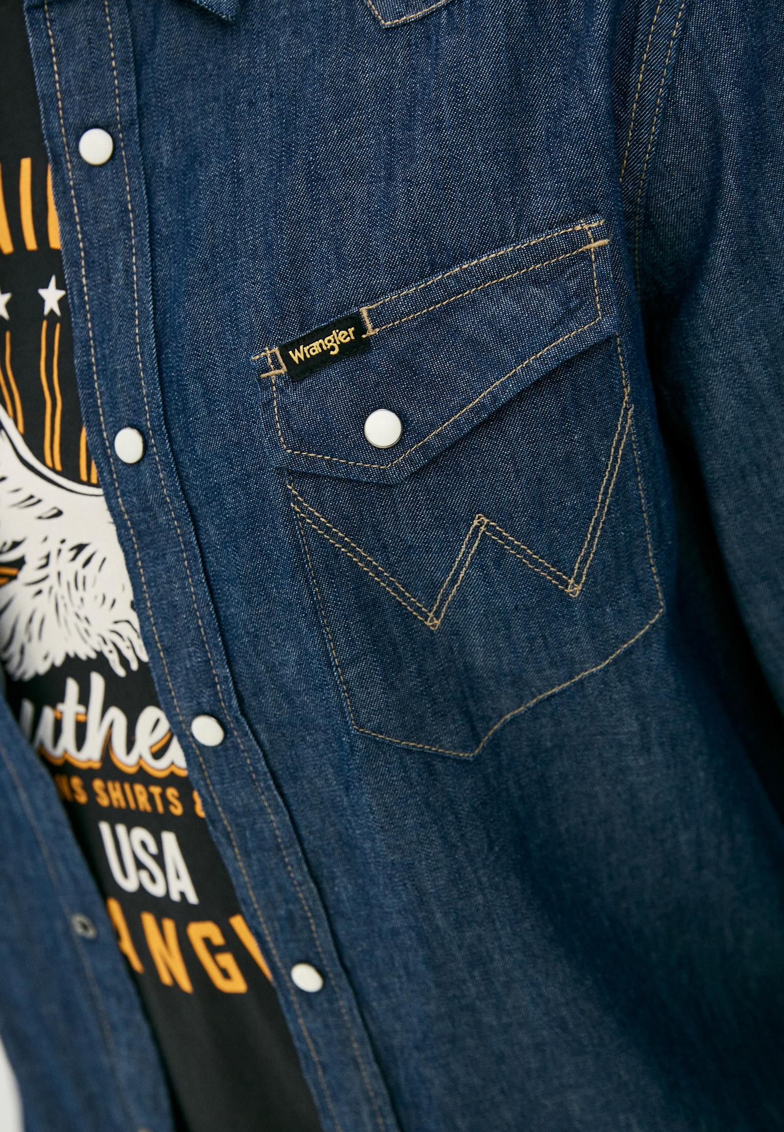 Рубашка Wrangler (Вранглер) W5F25K098: изображение 4