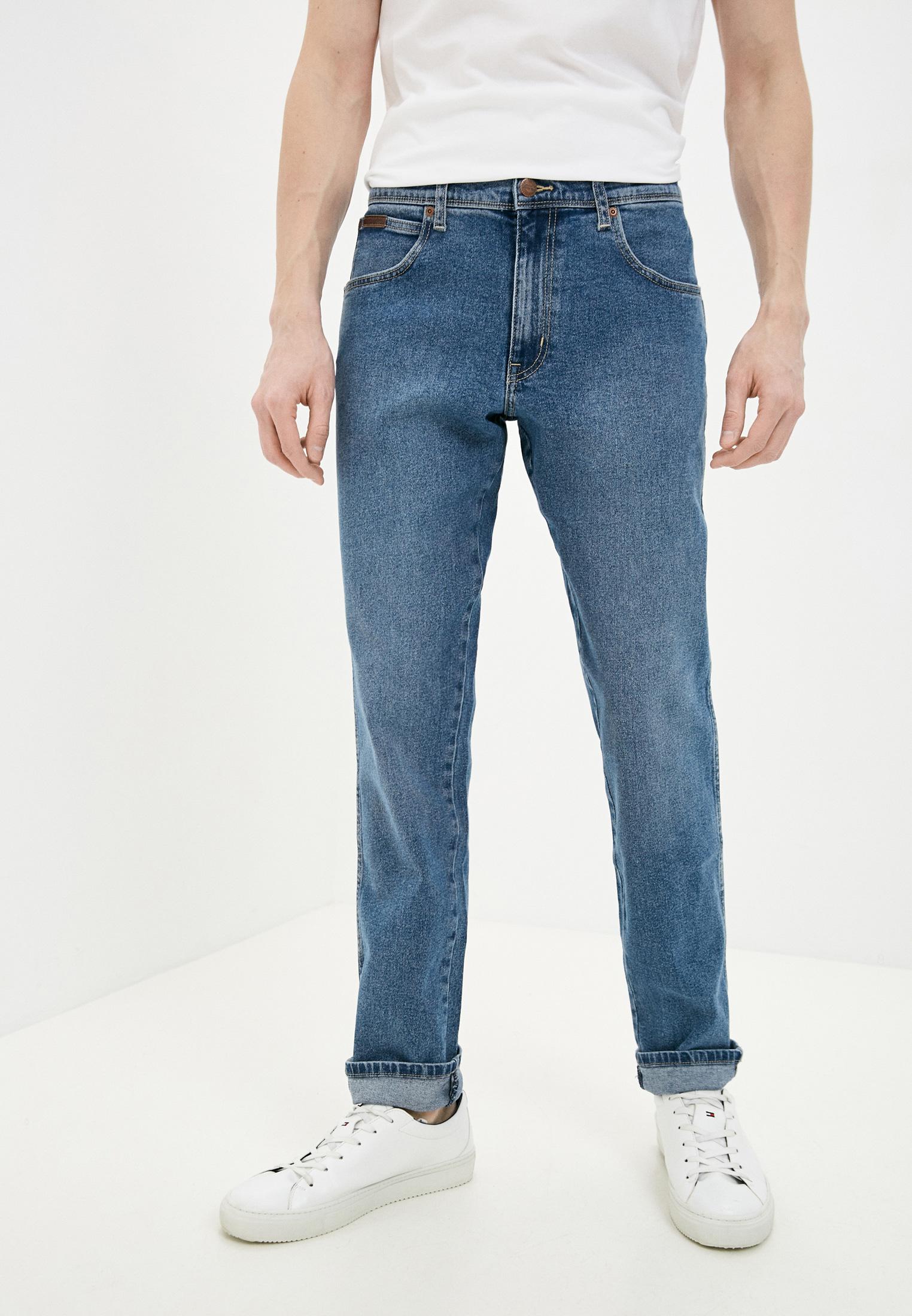 Зауженные джинсы Wrangler (Вранглер) W12TKP34F