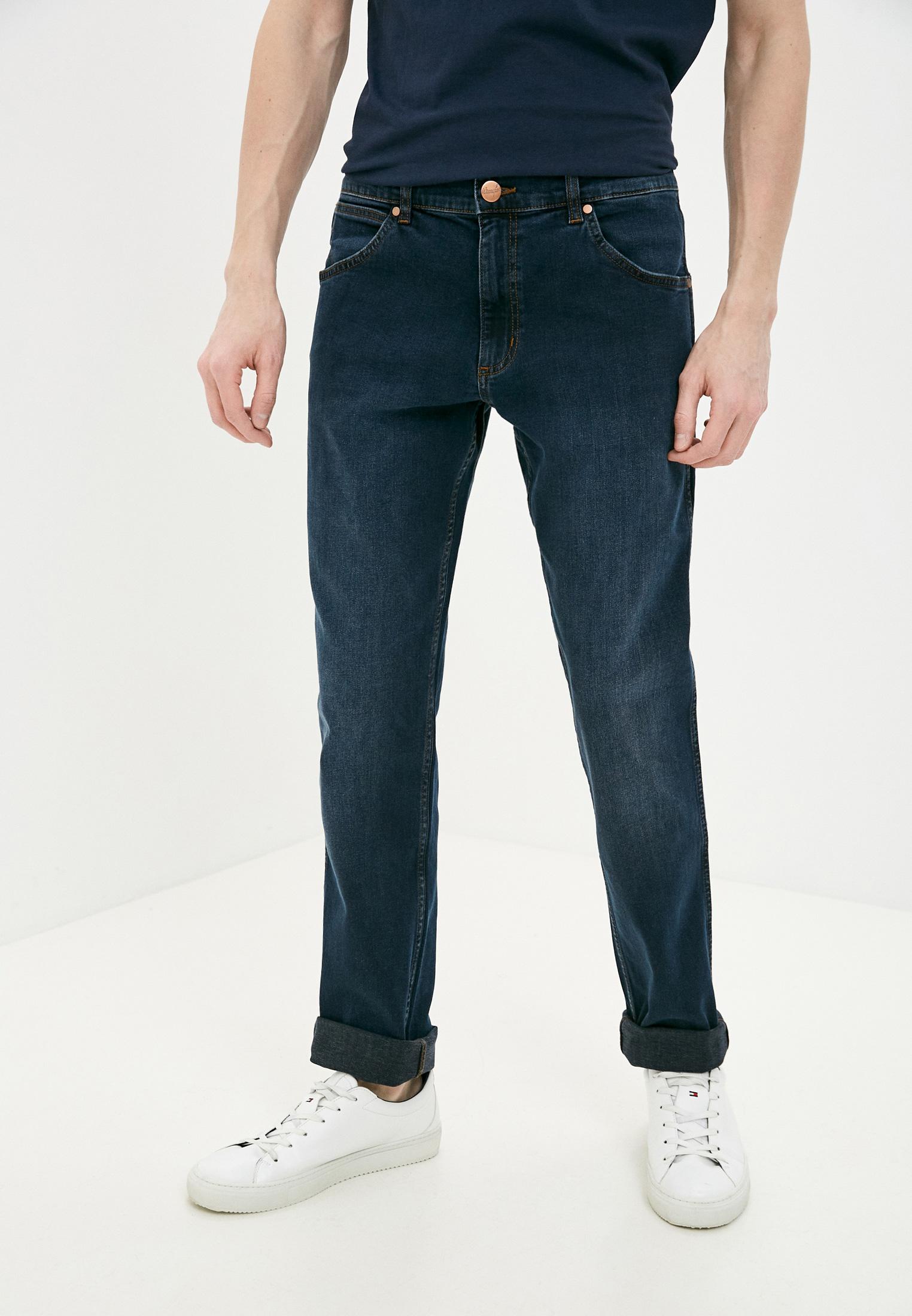 Мужские прямые джинсы Wrangler (Вранглер) W15QLR16U