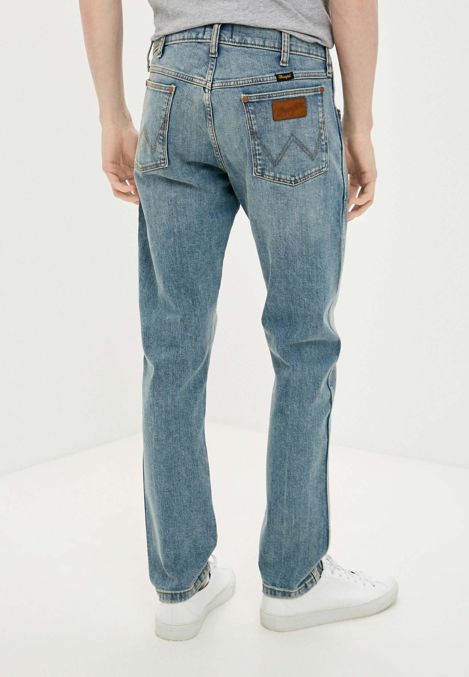 Зауженные джинсы Wrangler (Вранглер) W18S59308: изображение 3