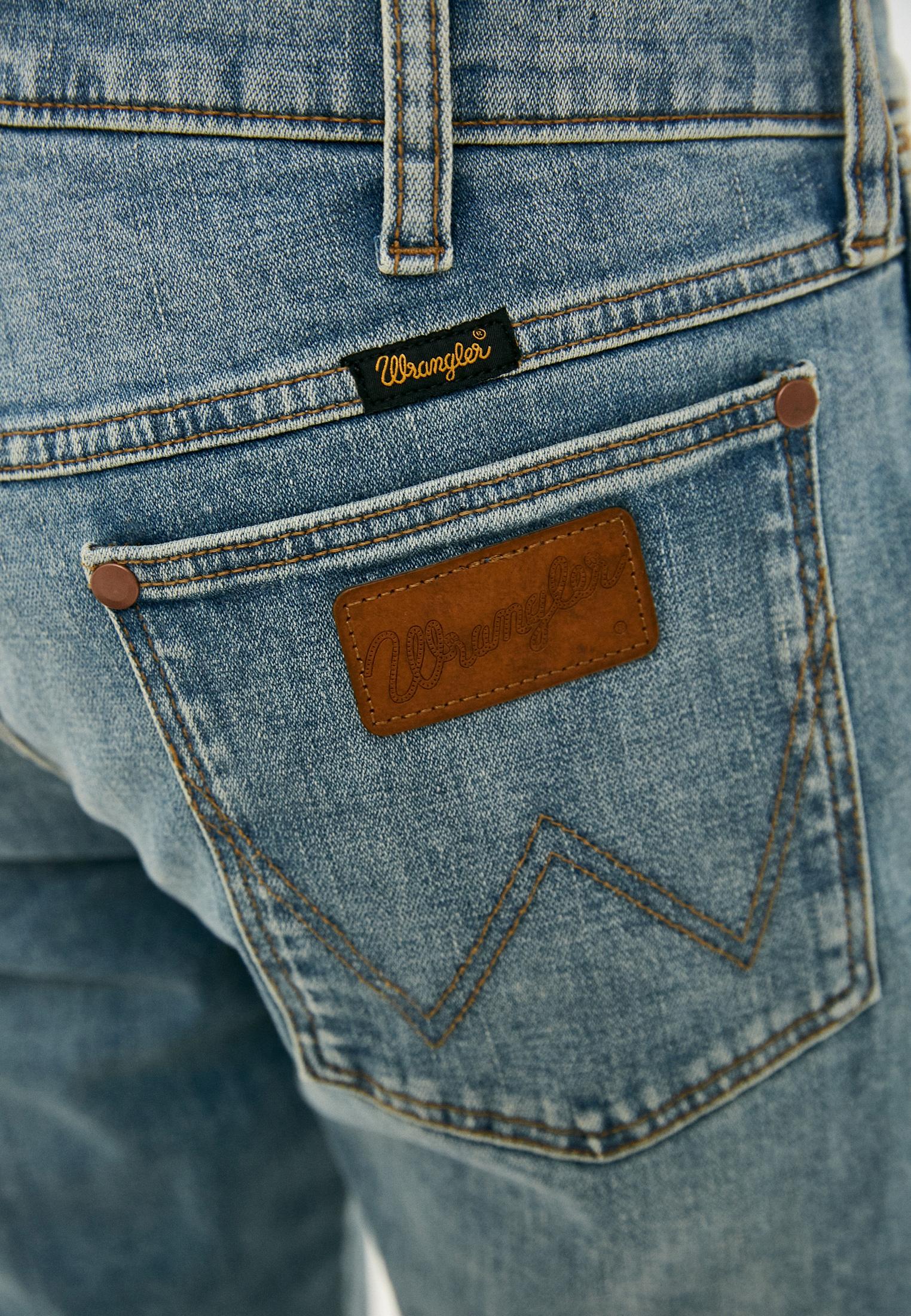 Зауженные джинсы Wrangler (Вранглер) W18S59308: изображение 4