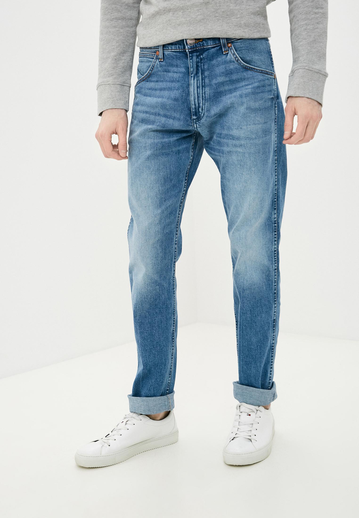Мужские прямые джинсы Wrangler (Вранглер) W1MZUH12K: изображение 1