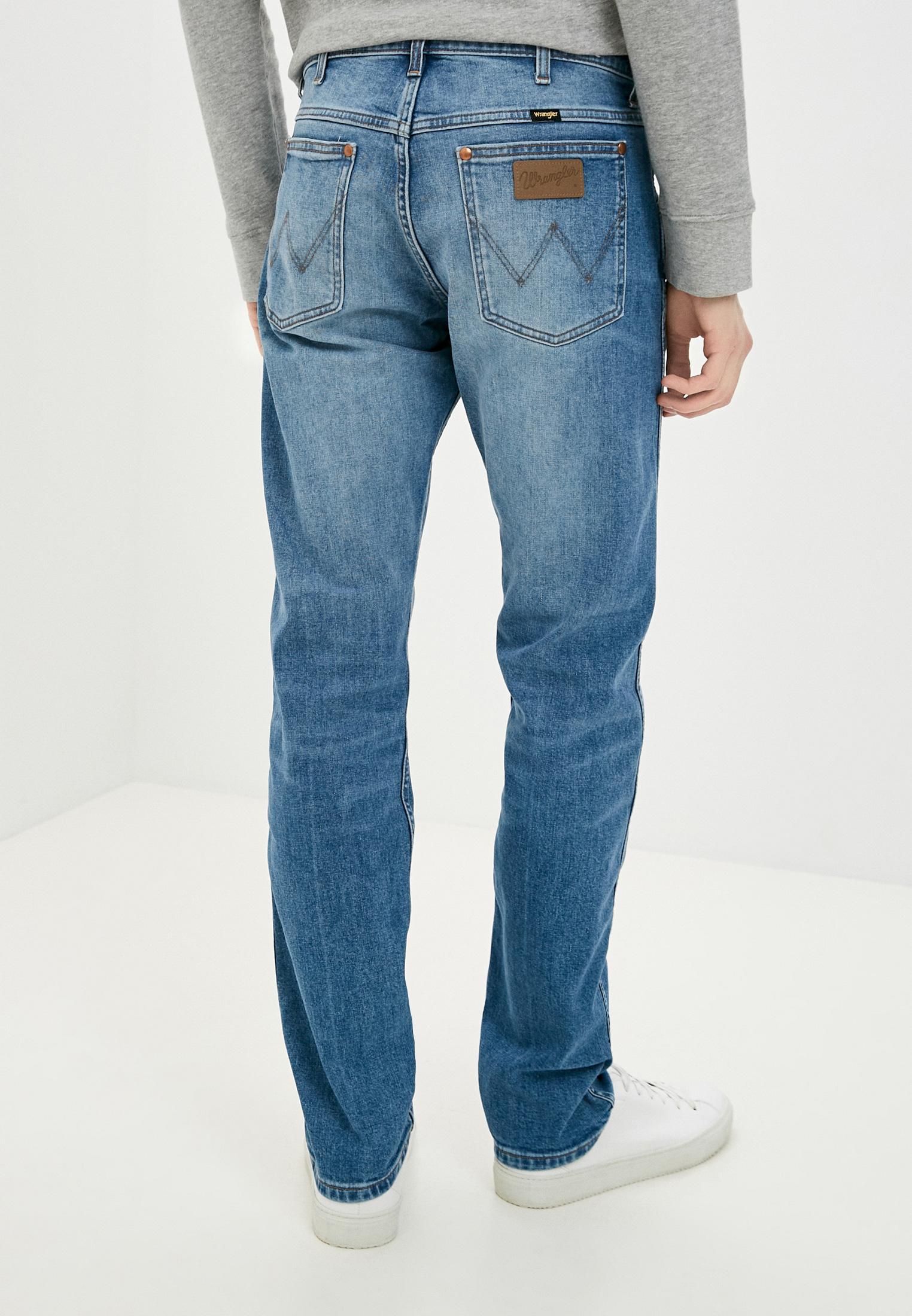Мужские прямые джинсы Wrangler (Вранглер) W1MZUH12K: изображение 3