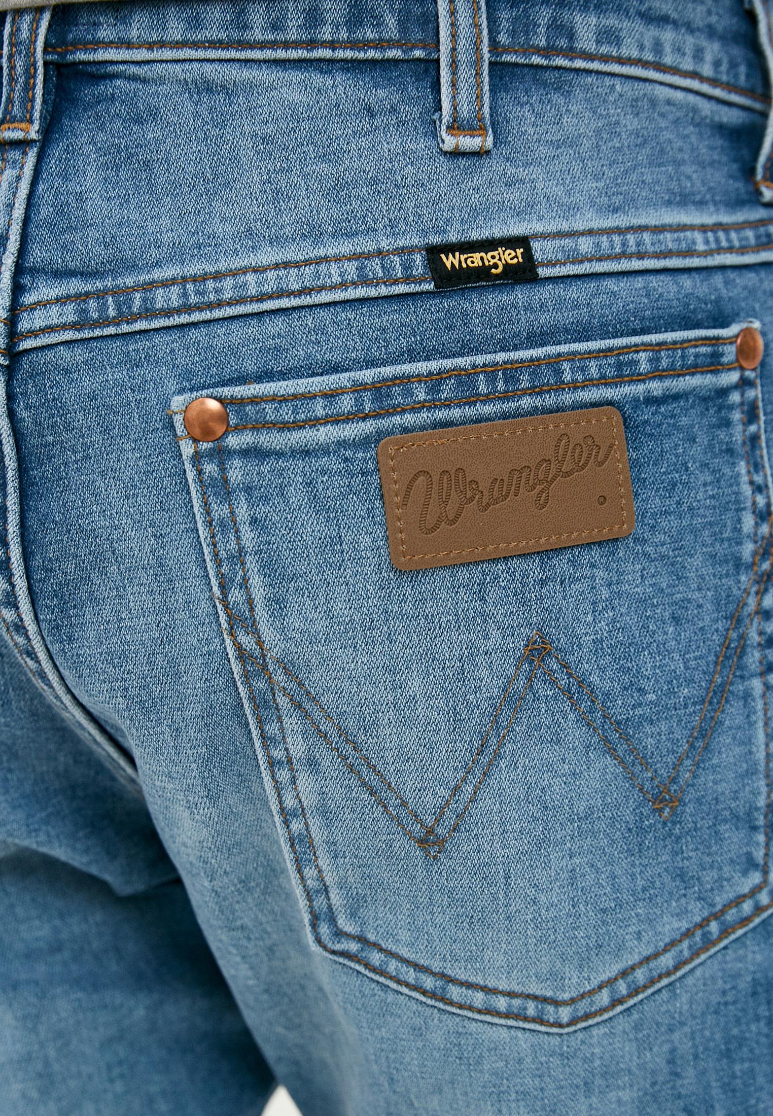 Мужские прямые джинсы Wrangler (Вранглер) W1MZUH12K: изображение 4