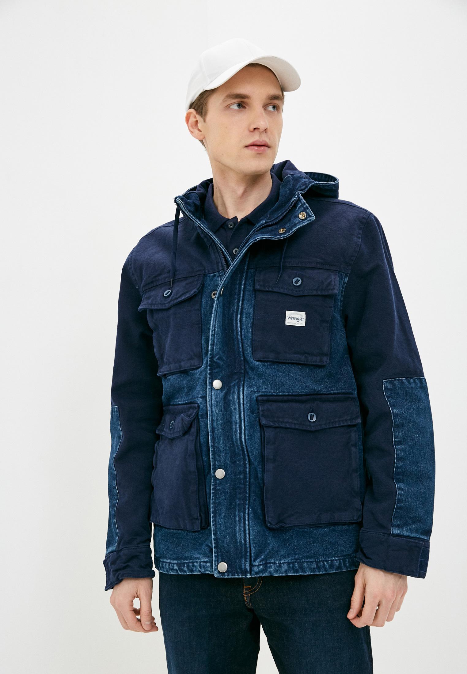 Джинсовая куртка Wrangler (Вранглер) Куртка джинсовая Wrangler
