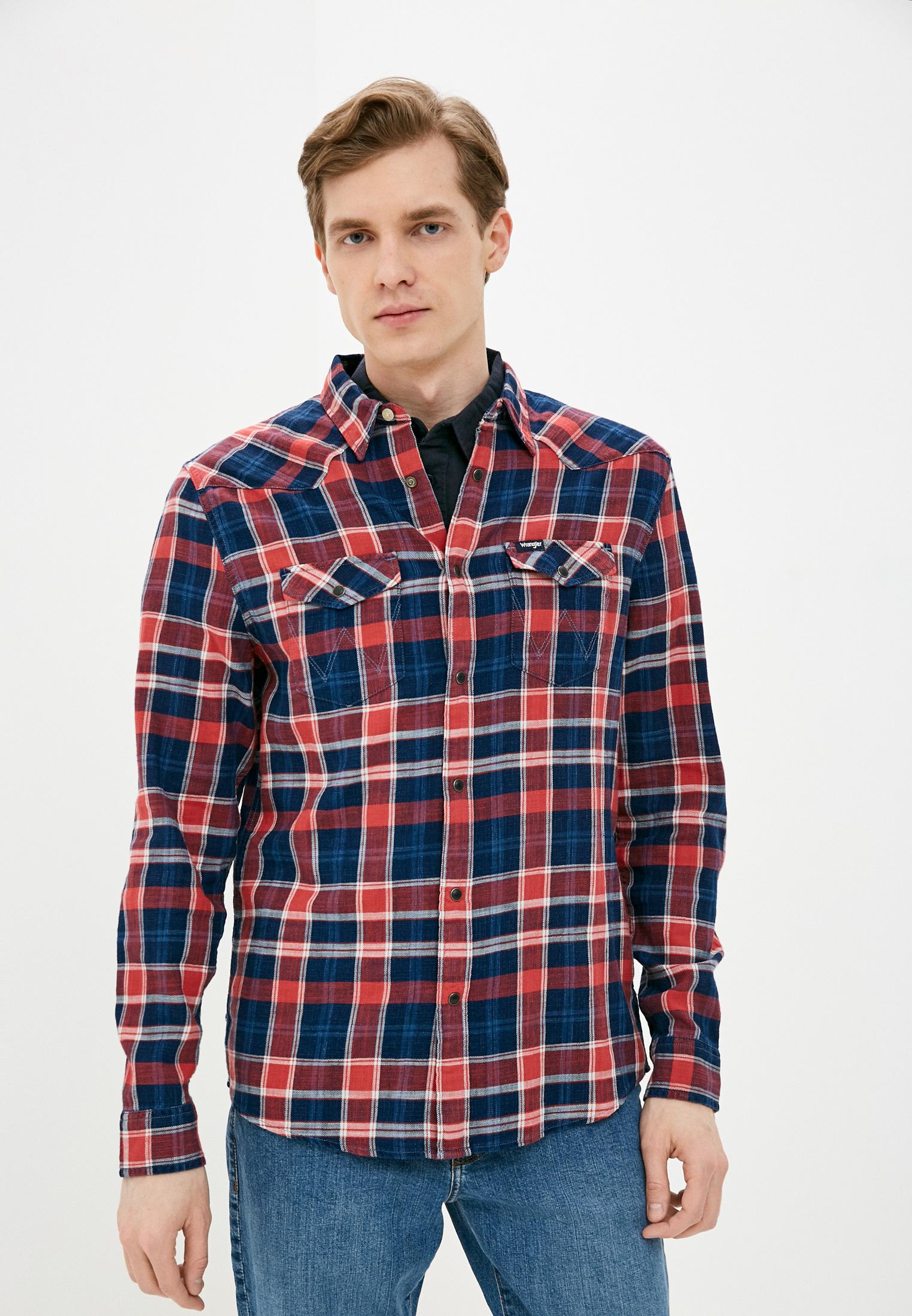 Рубашка с длинным рукавом Wrangler (Вранглер) W5A03TXA4