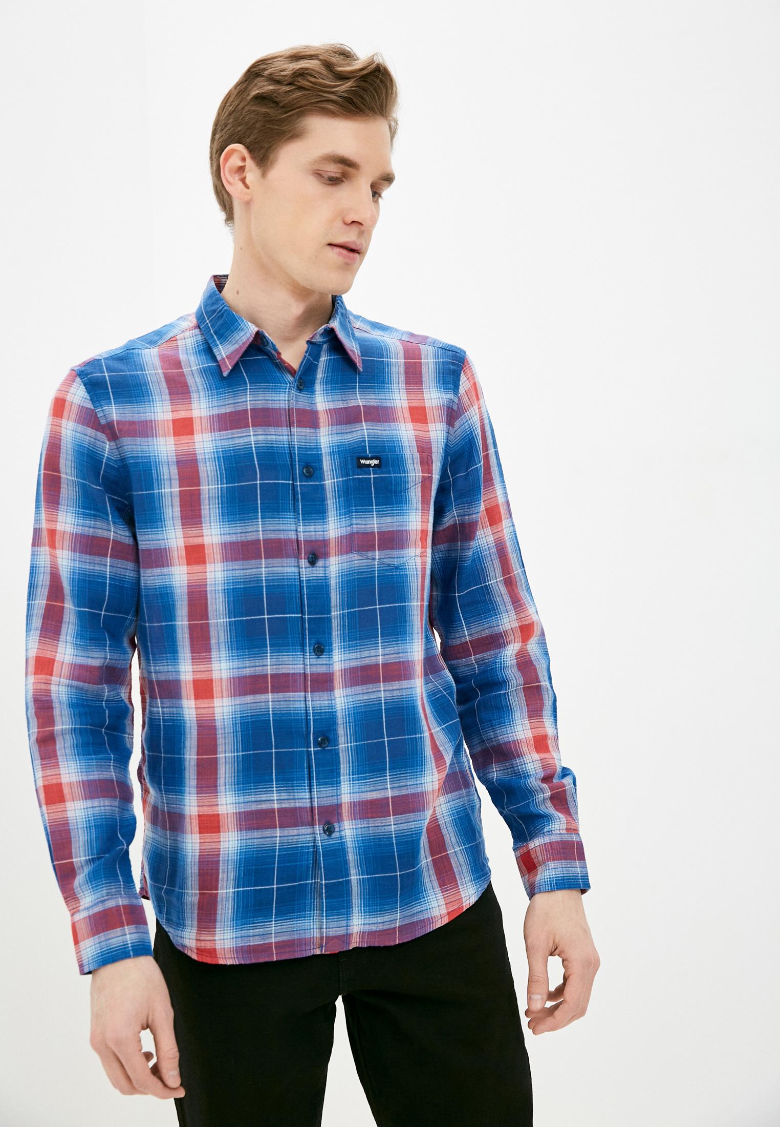 Рубашка с длинным рукавом Wrangler (Вранглер) W5A16BX50