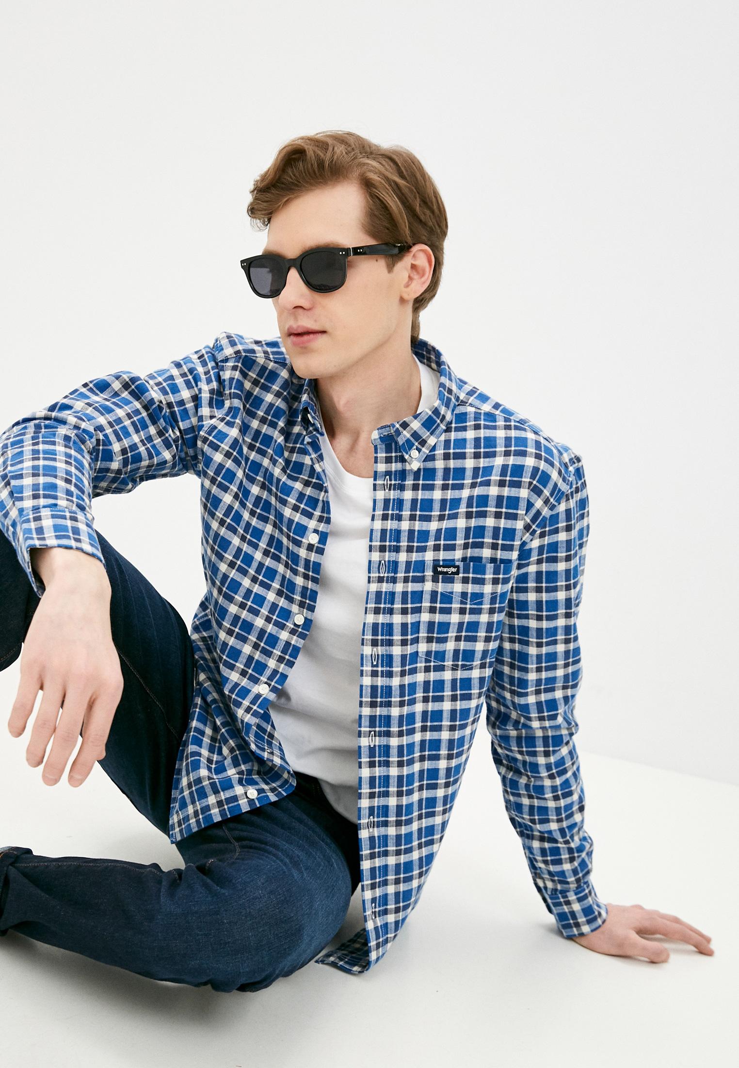 Рубашка с длинным рукавом Wrangler (Вранглер) W5A3TS114