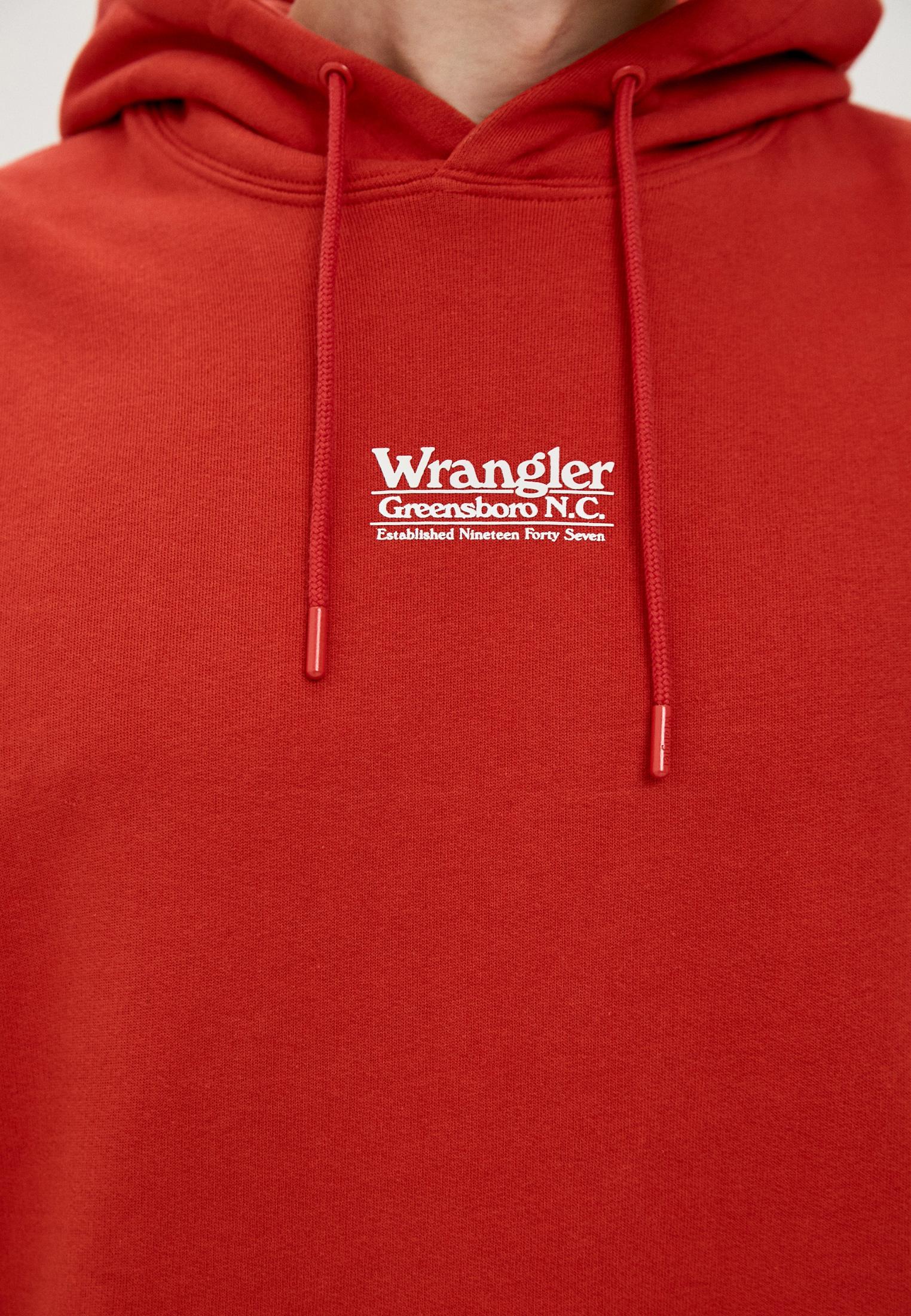 Мужские худи Wrangler (Вранглер) W6E1HAXA4: изображение 4