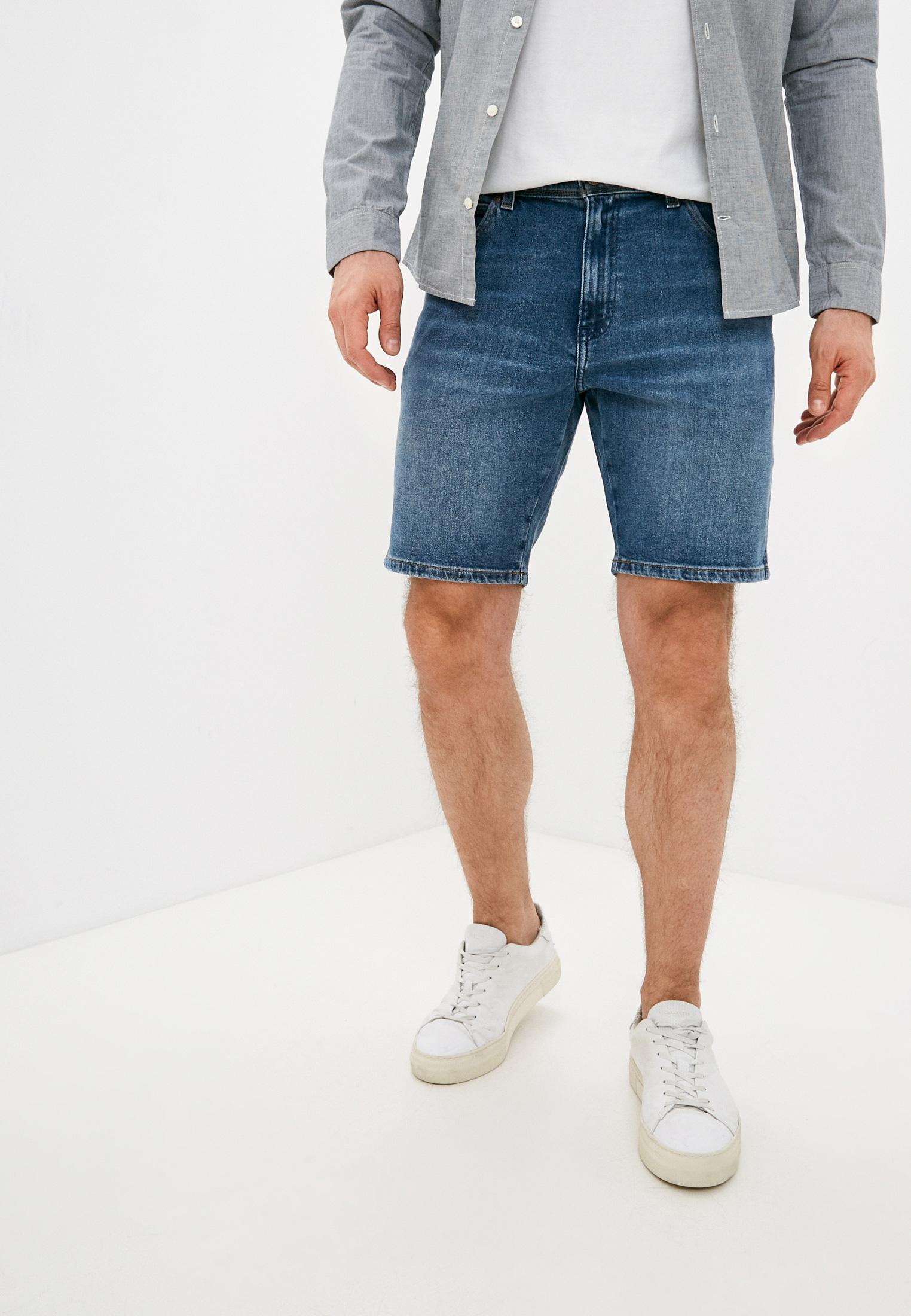 Мужские джинсовые шорты Wrangler (Вранглер) Шорты джинсовые Wrangler